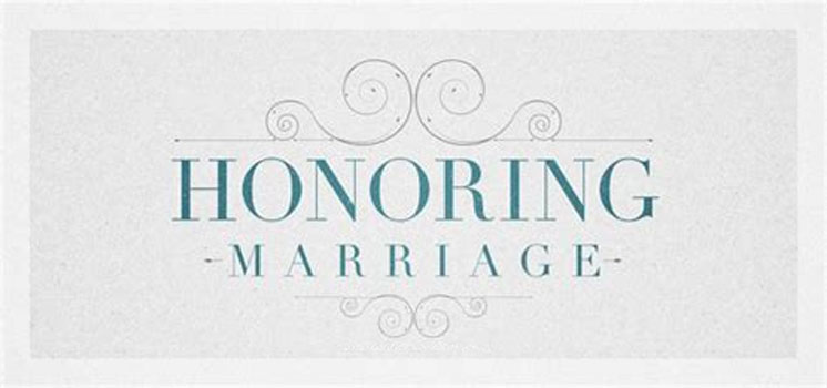 Honoring Marriage: Married to a Difficult Wife